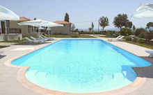 Foto Appartementen Kaloni Village in Skala Kallonis ( Lesbos)
